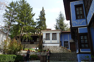 Plovdiv, Casa Hindliyan.