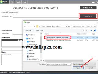 Cara Instal Ulang Mengunakan QPST (QFIL) Via PC Menggunakan Qpst (QFil) Tool - Mengatasi Bootloop