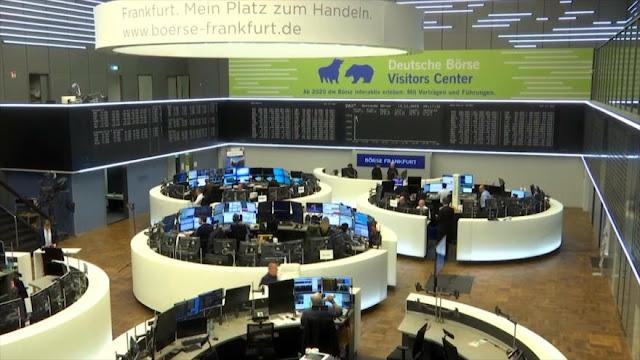 Se profundiza la crisis económica en Europa por brote de COVID-19
