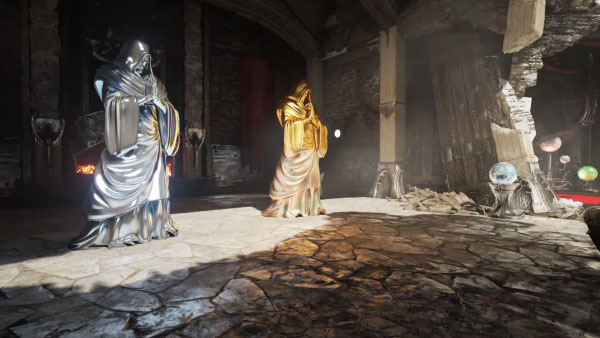 Icare3D Blog: Unreal Engine 4 : real-time GI using voxel cone-tracing !