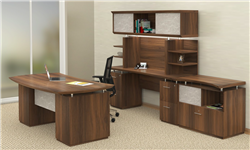 Mayline Sterling Desk