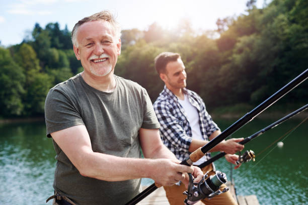 Learn to Fish – While Enjoying Nature