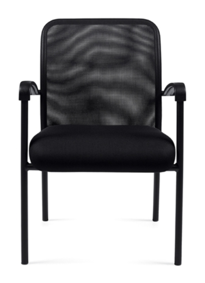 Offices To Go Mesh Back Guest Chair