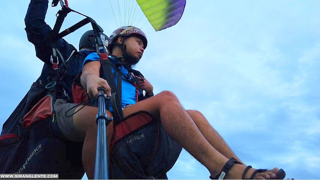 Paragliding Carmona Cavite