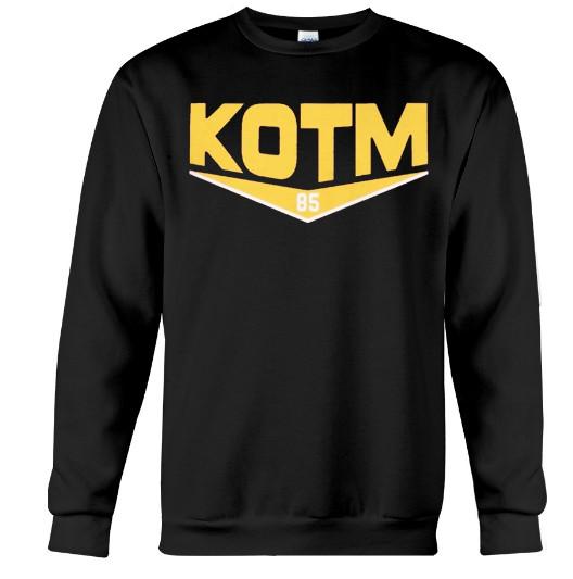 George Kittle KOTM 85 Hoodie, George Kittle KOTM 85 Sweatshirt, George Kittle KOTM 85 t shirt