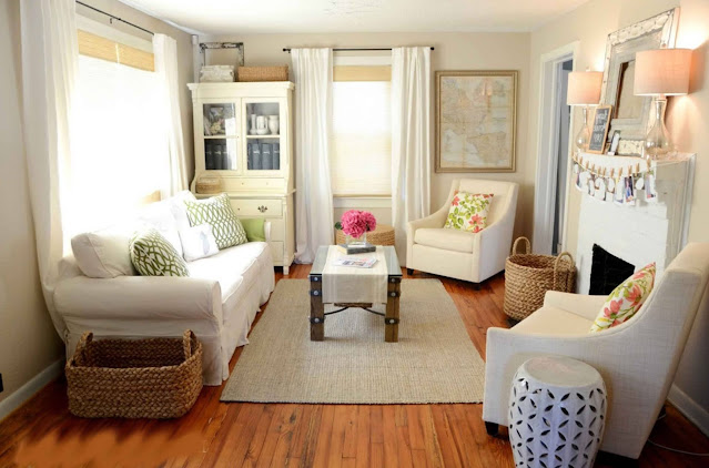 living room design ideas for small spaces