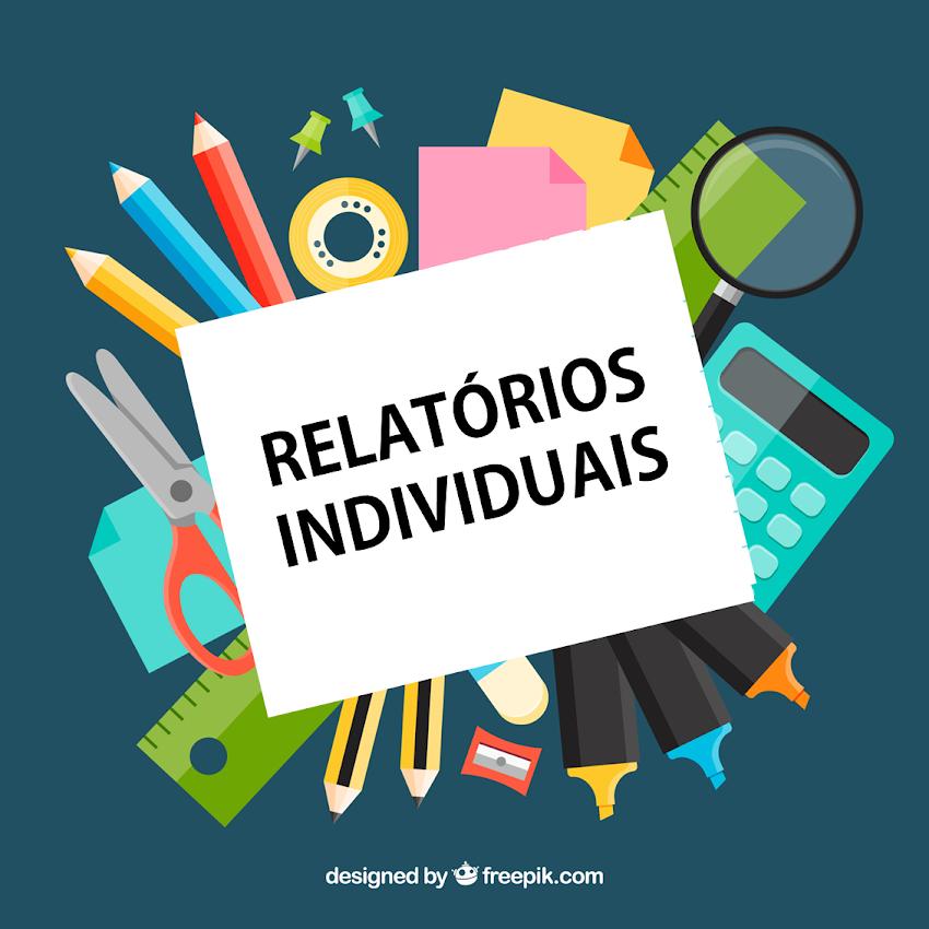 MATERNAL - MODELOS DE RELATÓRIOS  INDIVIDUAIS
