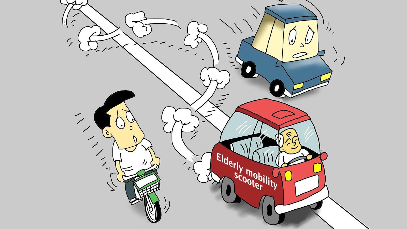 不小心駕駛是比較常見的交通罪行,任何人在道路上駕駛車輛時,如無適當的謹慎及專注,或未有合理顧及其他使用該道路的人,便屬不小心駕駛,最高刑罰是罰款5,000元及監禁6個月。