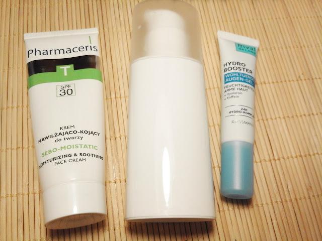 Koreańska pielęgnacja w 10 krokach - cz.5. Krem pod oczy, kosmetyk nawilżający, emulsja z filtrem przeciwsłonecznym