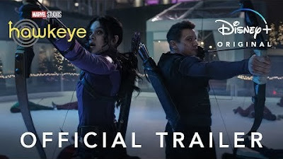 Hawkeye Official Trailer Released