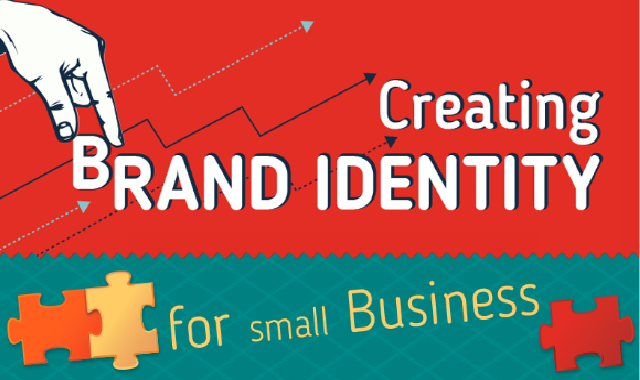 Branding a Small Business #infographic