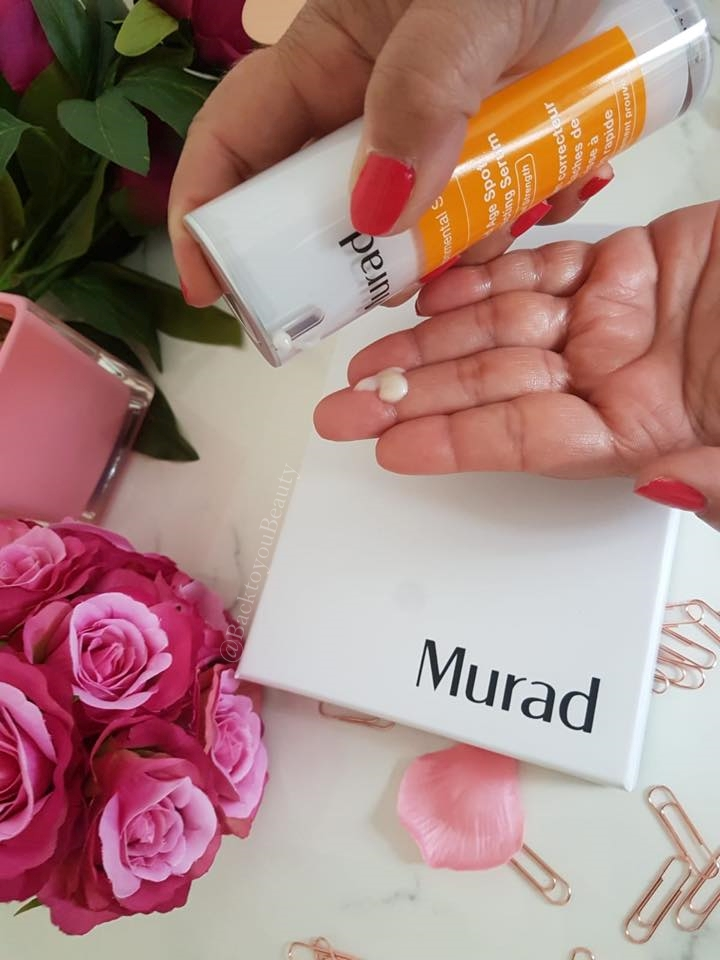Murad Age Spot Repair Serum Swatch