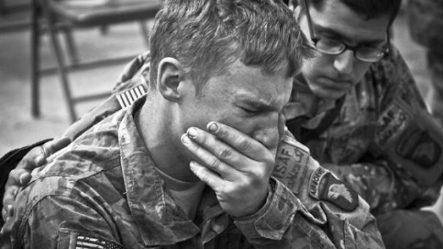 Studi: Tentara AS yang Bunuh Diri akibat Perang Sejak Peristiwa 9/11 Capai 30.177 Jiwa