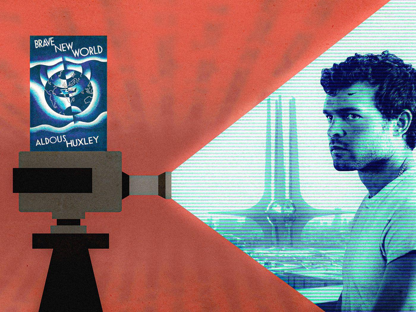 Brave New World, Aldous Huxley, Books, Science Fiction