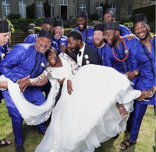 BBNaija-2019-Mike-wife-wedding-pictures-07