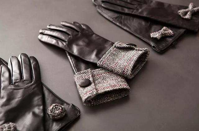 перчатки своими руками из натуральной кожи