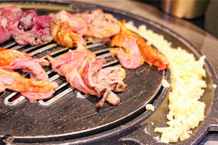 Yoshimeatsu's Japanese Unlimited Yakiniku (Samgyupsal) for P549