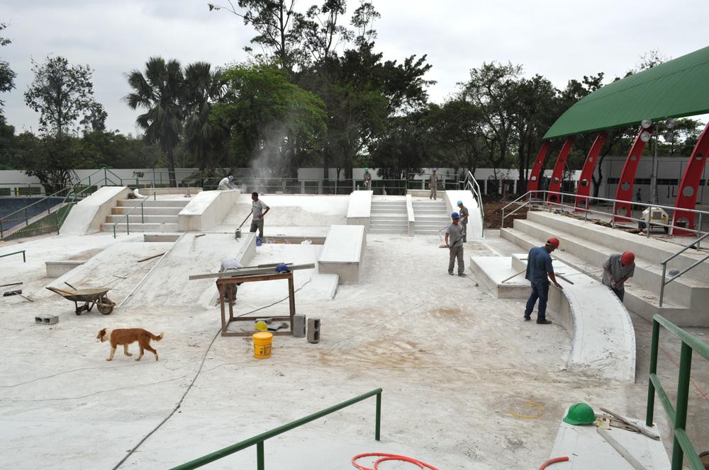de7ce7fdf Planet Skate Shop: Inauguração da nova pista pública de Skate de Cubatão