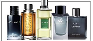 Cara Memilih Parfum Pria