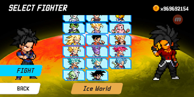 DBZ Games, DBZ Games for android