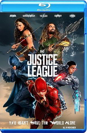 Justice League 2017 Proper HDRip 720p 1080p