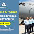 Air Force X Y Group Notification, Syllabus, Eligibility, Exam Pattern: Check Here