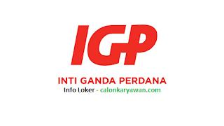 PT Inti Ganda Perdana (IGP Group) Indonesia