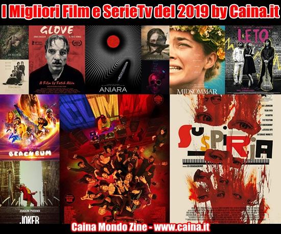 GLI 11 MIGLIORI FILM E SERIE TV DEL 2019 secondo CAINA.IT
