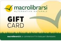 Macrolibrarsi Giftcard