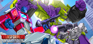 Cheat TRANSFORMERS: Devastation Hack v1.0 +10 Multi Features