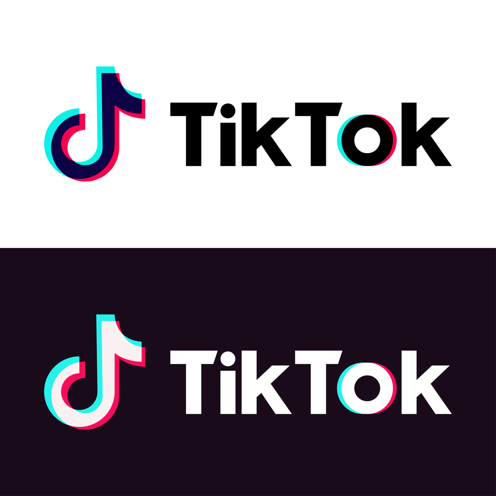 Logo TikTok 2 Side