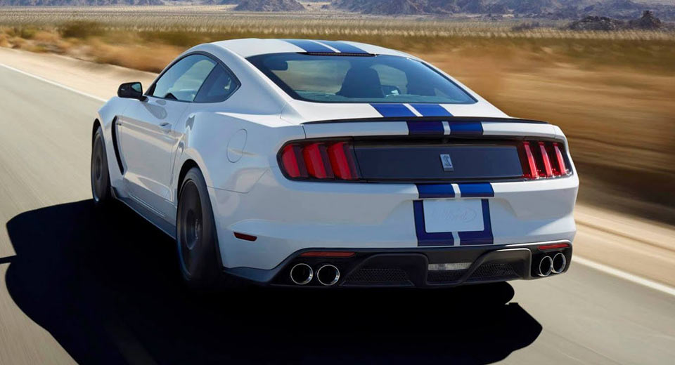 Shelby GT350 Mustang Owners Sue Ford Over Track-Day Overheating