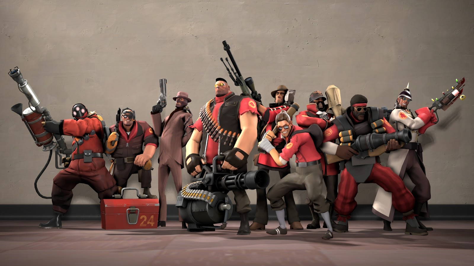 Team Fortress 2 Is A Based First Person Shooter Multiplayer Video Game Developed And Published By Valve Corporation In Players Join