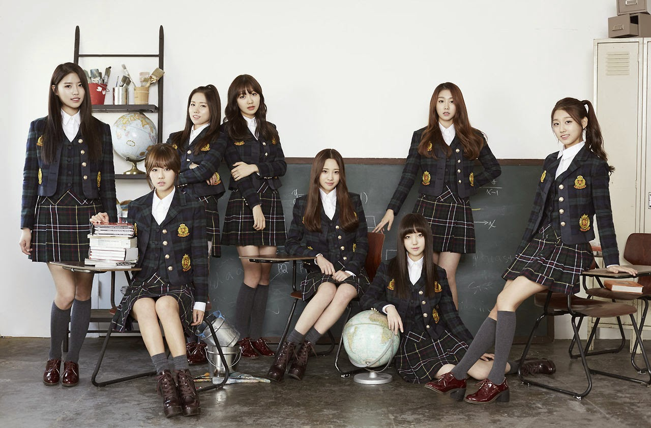 Lovelyz - Girls Invasion Concept Photo