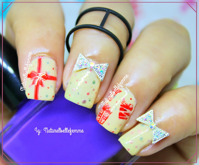 christmas gifts manicure