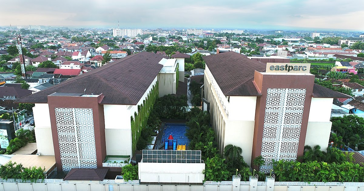 EAST PT Eastparc Hotel Tbk. Tutup Sementara Hotel di Yogyakarta