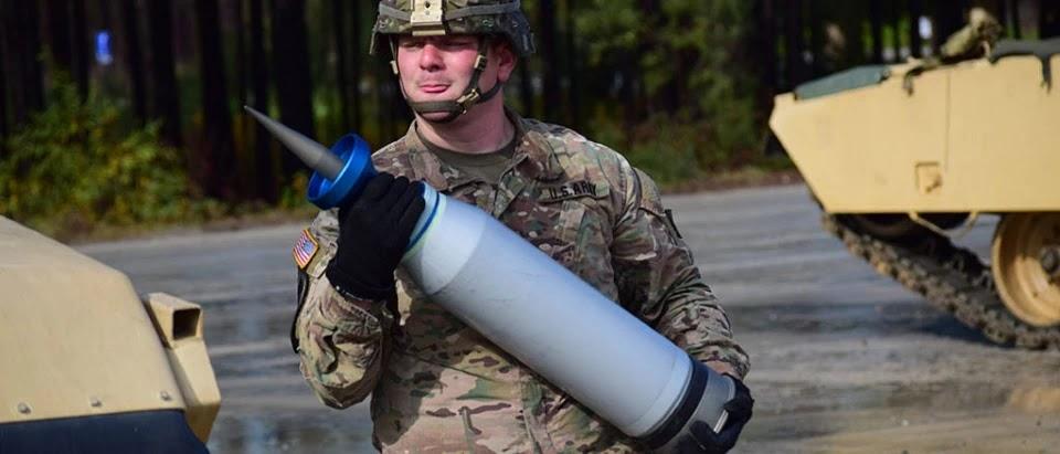 Розвиток танкових снарядів на основі збідненого урану