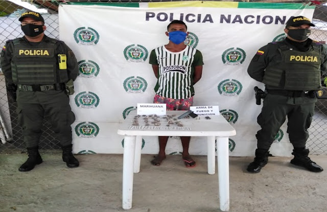 hoyennoticia.com, En El Recreo y Brasil de Bosconia cayeron dos jíbaros