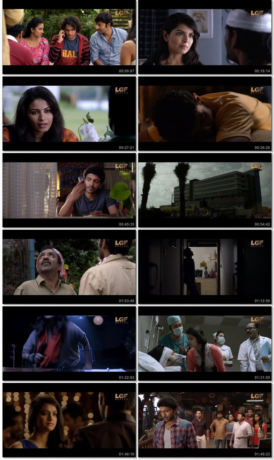 Screen Shot Of Dangerous Romeo 3 2018 300MB Full Movie Hindi Dubbed Free Download 480P HDRip Small Size PC Movie