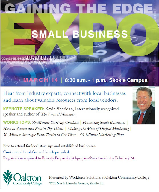 Small Business Expo @ Oakton College