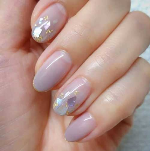fall design for nails