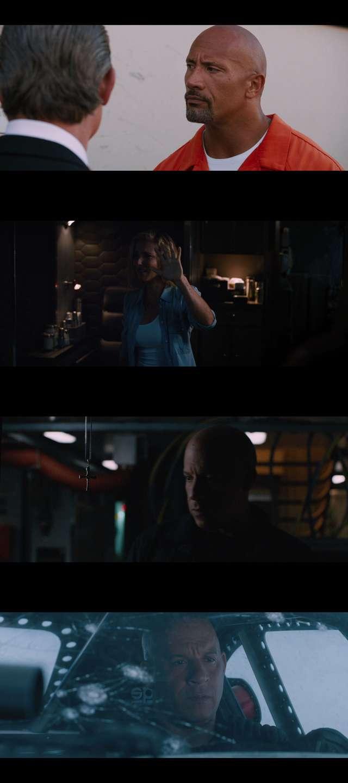 Rápidos y furiosos 8 (2017) HD 1080p y 720p Latino