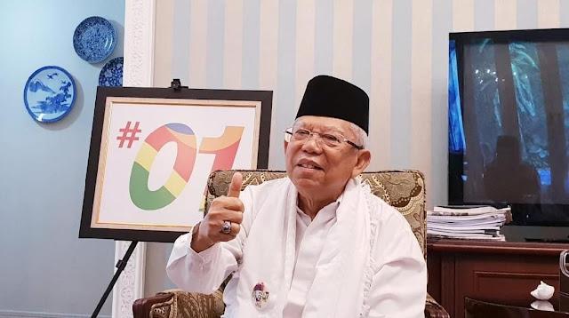 Jokowi Bebaskan Abu Bakar Ba'asyir, Ma'ruf: Surprise dan Langkah Jitu