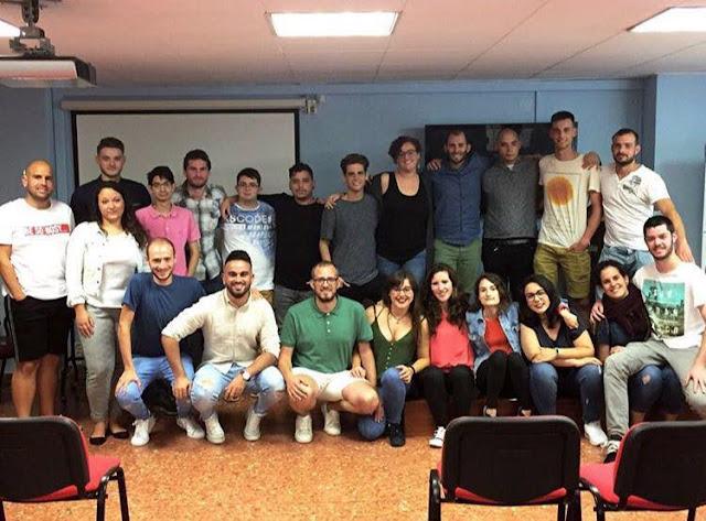 Reunión Comité Ejecutivo y Taller con Jovesorcan