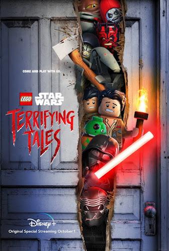 LEGO Star Wars Terrifying Tales (Web-DL 720p Español Latino) (2021)