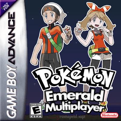 Pokemon Emerald Multiplayer GBA ROM Hack Download