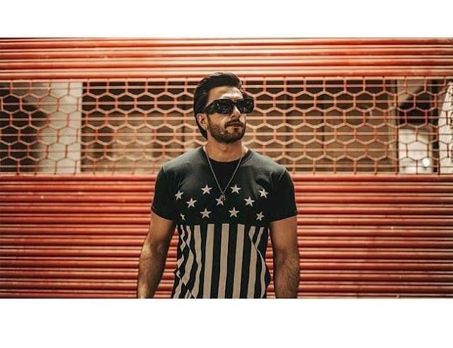 Ranveer Singh sets trends in his latest rock star avatar