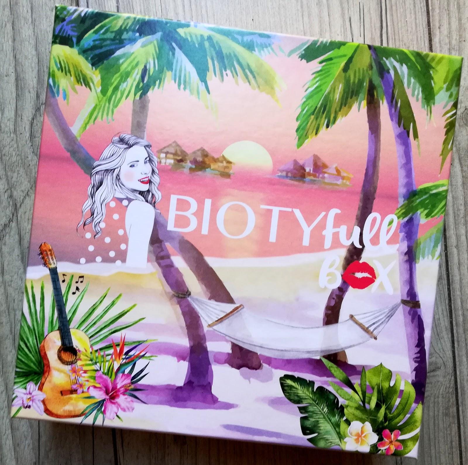BIOTYFULL B👄X Juin 2019 : L'Estivale ! ☀🕶🌴