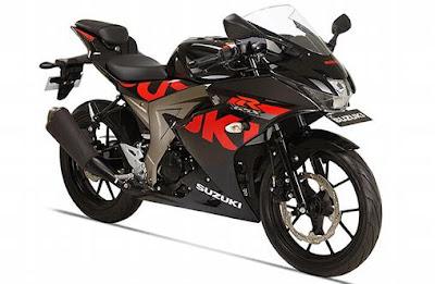Suzuki GSX-R150 Picture