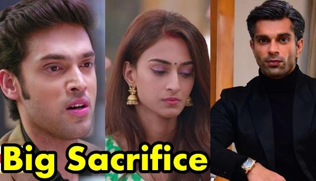Big Sacrifice : Prerna contract marriage with Mr.Bajaj in lieu of Anurag life in Kasauti Zindagi Kay